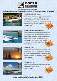 promo-corsa-nautica-club-de-mar-novembre